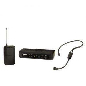 SHURE BLX14/P31 Wireless Headset System SHURE BLX14/P31 ไมค์ลอยคาดศรีษะ ย่าน UHFSHURE BLX14/P31 ไมค์คาดศรีษะ ของแท้ มีประกัน ส่งฟรีทั่วไทย!!