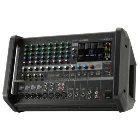 YAMAHA EMX7 เพาเวอร์ มิกเซอร์ YAMAHA EMX7 Powered Mixer YAMAHA EMX7 เครื่องผสมสัญญาณเสียงมีแอมป์ขยายในตัว (เพาเวอร์มิกเซอร์ 710W x 2 @ 4Ω)