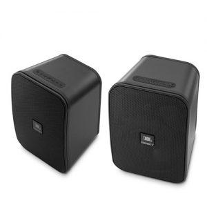 JBL Control X Wireless ลำโพงพกพา สเตอริโอแบบไร้สายบลูทูธ 5.25 นิ้ว สำหรับฟังในบ้านสบายๆ หรือพกพาไว้ฟังระหว่างการเดินทาง JBL Control X Wireless ลำโพงบลูทูธ