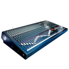 SOUNDCRAFT LX7ii-32CH อนาล็อก มิกเซอร์ 32 ชาแนลเครื่องผสมสัญญาณเสียงSOUNDCRAFT LX7ii-32CHมิกเซอร์ อนาล็อก 32 ชาแนล SOUNDCRAFT LX7ii-32CH Analog Mixer