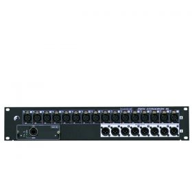SOUNDCRAFT Mini Stagebox 16R อนาล็อก 16 ช่อง สามารถเชื่อมต่อ Digital Mixer Mini Stage Box 16 Analogue Inputs 8 Line Outputs