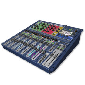 SOUNDCRAFT Si Expression 1 เครื่องผสมสัญญาณเสียง ดิจิตอล 16 ชาแนล 16 ไมค์SOUNDCRAFT Si Expression 1 มิกเซอร์ ดิจิตอล digital console