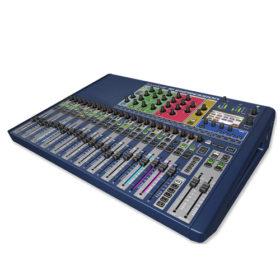 SOUNDCRAFT Si Expression 2 มิกเซอร์ ดิจิตอล 24 ชาแนล 24 ไมค์ SOUNDCRAFT Si Expression 2 เครื่องผสมสัญญาณเสียง แบบดิจิตอล digital console