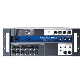 SOUNDCRAFT Ui16 Digital Mixer SOUNDCRAFT Ui16 ดิจิตอล มิกเซอร์ มี Digital Effects ในตัว สามารถควบคุมบน PC , Mac , Linux , Smartphone และ taplat/ipad