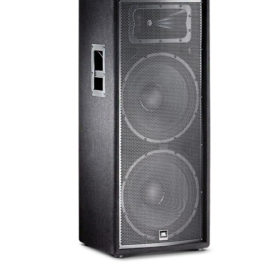 "JBL JRX 225DDual 15"" Two-Way Sound Reinforcement Loudspeaker System JBL JRX225D ตู้JBL JRX225D ตู้ลำโพง 2x15 นิ้ว 2 ทาง 2000 วัตต์"