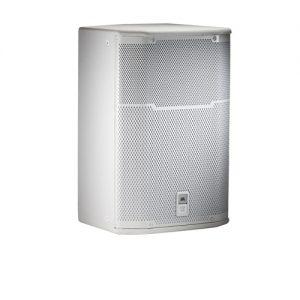 "JBL PRX 415M-WH15"" Two-Way Stage Monitor and Loudspeaker System JBL PRX 415M-WH ตู้ลำโพง 15 นิ้ว 2 ทาง 1,200 วัตต์ JBL PRX 415M ลำโพงสีขาว"