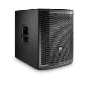 "JBL PRX815XLFW 15"" Self-Powered Extended Low Frequency Subwoofer System with Wi-Fi JBL PRX815XLFW ตู้ลำโพงซับวูฟเฟอร์ 15 นิ้ว 1500 วัตต์ มีแอมป์ในตัว คลาส D"