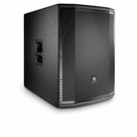 Self-Powered Extended Low-Frequency Subwoofer JBL PRX818XLFW ตู้ลำโพงซับมีแอนป์ในตัว 18 นิ้ว 1500W ควบคุมการทำงานได้ด้วยระบบ Wi-Fi