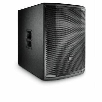 Self-Powered Extended Low-Frequency Subwoofer JBL PRX 818XLFW ตู้ลำโพงซับมีแอนป์ในตัว 18 นิ้ว 1500W ควบคุมการทำงานได้ด้วยระบบ Wi-Fi