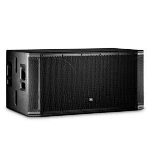 "JBL SRX828S 18"" Dual Passive Subwoofer System JBL SRX828S ตู้ลำโพงซับวูฟเฟอร์ 2x18 นิ้ว 4,800 วัตต์ JBL SRX828S ลำโพงซับ ของแท้แน่นอน"