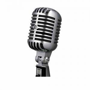 SHURE55SHSeries II Iconic Unidyne Vocal Microphone SHURE 55SHSeries II ไมค์สำหรับร้อง/พูดSHURE 55SHSeries IIMicrophone