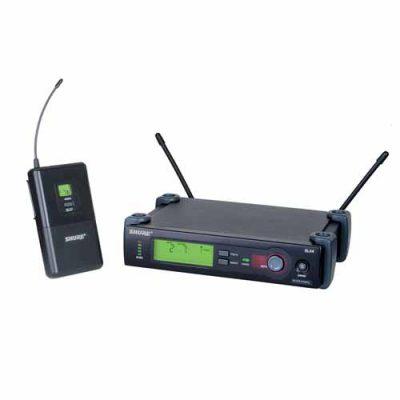SHURE SLX14 Instrument Wireless System SHURE SLX14 เครื่องรับ-ส่งสัญญาณไมค์ลอย พกพาSHURE SLX14 เครื่องรับส่งสัญญาณ ของแท้ มีประกัน จัดส่งฟรี ทั่วประเทศ!!