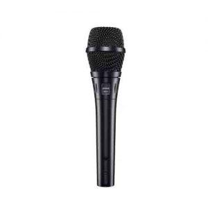 Vocal Microphone SHURE SM87A ไมค์สำหรับร้องSHURE SM87A ไมโครโฟน ร้องเพลง งานสตูดิโอ แบบคอนเดนเซอร์ รับเสียงแบบ SUPERCARDIOID ความถี่50 - 20,000 Hz