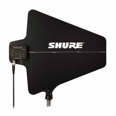 SHURE UA874WB Active directional UHF antenna improved wireless signal reception with integrated amplification. | รับออกแบบ พร้อมติดตั้ง ระบบเสียง