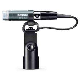 Miniature Cardioid Condenser Microphone SHURE BETA 98A/C ไมค์จ่อเครื่องดนตรี แบบคอนเดนเซอร์ รับเสียงแบบCardioid SHURE BETA 98A/C ไมโครโฟนเครื่องดนตรี