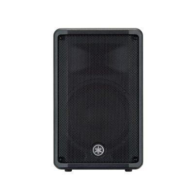 YAMAHA DBR10 ลำโพง Active 10 นิ้ว YAMAHA DBR10 ตู้ลำโพง 10 นิ้ว 2 ทาง 700 วัตต์ มีแอมป์ในตัว คลาส D YAMAHA DBR10 Bi-amp powered speaker