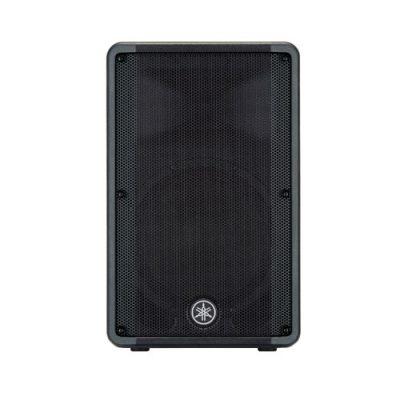 YAMAHA DBR12 ลำโพง Active 12 นิ้ว YAMAHA DBR12 YAMAHA DBR12 ตู้ลำโพง 12 นิ้ว 2 ทาง 1,000 วัตต์ มีแอมป์ในตัว คลาส D YAMAHA DBR12 Bi-amp powered speaker