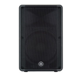 YAMAHA DBR15 ลำโพง Active 15 นิ้ว YAMAHA DBR15 ตู้ลำโพง 15 นิ้ว 2 ทาง 1,000 วัตต์ มีแอมป์ในตัว คลาส D YAMAHA DBR15 Bi-amp powered speaker