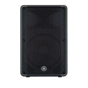 YAMAHA DBR15 ลำโพง Active 15 นิ้ว YAMAHA DBR15 ตู้ลำโพงมีแอมป์ในตัว 2 ทาง ขนาด 15 นิ้ว คลาส D 1000 วัตต์ YAMAHA DBR15 Bi-amp powered speaker