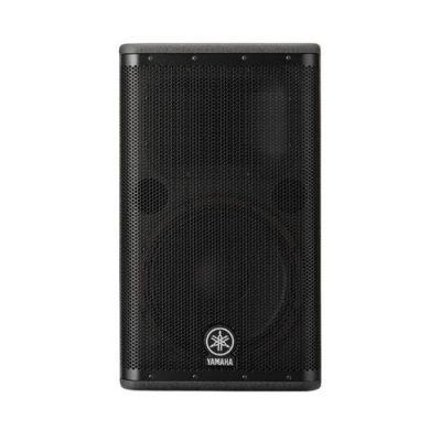 YAMAHA DSR 112 ตู้ลำโพง 12 นิ้ว 2 ทาง 1,300 วัตต์ มีแอมป์ในตัว คลาส DYAMAHA DSR 112 ลำโพง Active 12 นิ้ว Active Loudspeaker System