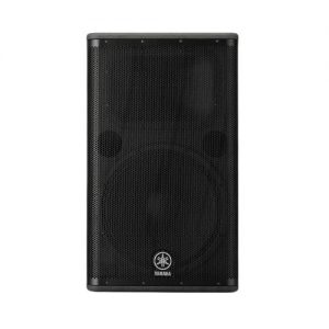 YAMAHA DSR 115 ตู้ลำโพงมีแอมป์ในตัว 2 ทาง ขนาด 15 นิ้ว คลาส D 1300 วัตต์ YAMAHA DSR 115 ลำโพง Active 15 นิ้ว Active Loudspeaker System