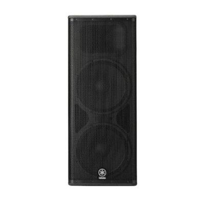 YAMAHA DSR 215 ตู้ลำโพงมีแอมป์ในตัว 2 ทาง ขนาด 15x2 นิ้ว คลาส D 1300 วัตต์YAMAHA DSR 215 ลำโพง Active 15 นิ้ว 2 ดอก Dual Active Loudspeaker System