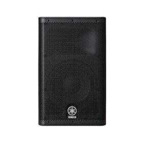 YAMAHA DXR10 ลำโพง Active 10 นิ้ว YAMAHA DXR10 ตู้ลำโพง 10 นิ้ว 2 ทาง 1,100 วัตต์ มีแอมป์ในตัว คลาส D YAMAHA DXR10 Active Loudspeaker System