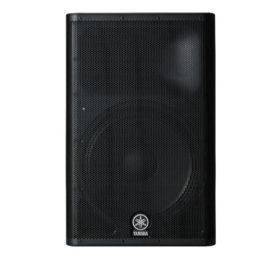 YAMAHA DXR15 ลำโพง Active 15 นิ้ว YAMAHA DXR15 ตู้ลำโพงมีแอมป์ในตัวขนาด 2 ทาง 15 นิ้ว คลาส D 1100 วัตต์ YAMAHA DXR15 Active Loudspeaker System
