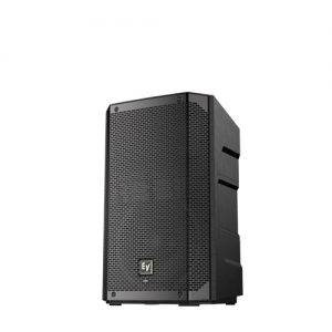 EVEV ELX200-10P ตู้ลำโพง 10 นิ้ว 2 ทาง 1,200 วัตต์ มีแอมป์ในตัว คลาส D แขวนได้ และใส่ขาตั้งได้ Electro-Voice ELX200-10P 10-INCH 2-WAY POWERED LOUDSPEAKER