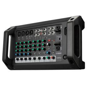 YAMAHA EMX2 เพาเวอร์ มิกเซอร์ YAMAHA EMX2 Powered Mixer YAMAHA EMX2เครื่องผสมสัญญาณเสียงมีแอมป์ขยายในตัว (170 x 2 ที่ 8 โอห์ม, 250W x 2 ที่ 4 โอห์ม)