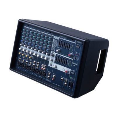 YAMAHA EMX 512SCเพาเวอร์ มิกเซอร์ YAMAHA EMX 512SC Power Mixer YAMAHA EMX 512SC เครื่องผสมสัญญาณเสียงมีขยายเสียงในตัว เพาเวอร์มิกเซอร์ 12 ชาแนล 320W+320W