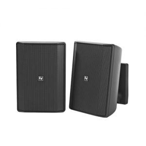"EV EVID-S5.2 5"" CABINET 8Ω PAIR EV EVID-S5.2 ตู้ลำโพงติดผนัง 2 ทาง ขนาด 5 นิ้ว 75 วัตต์Electro-Voice EVID-S5.2wall speakers ลำโพงติดผนัง ของแท้ มีประกัน"