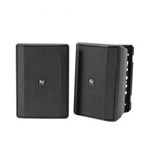 "EV EVID-S5.2X 5"" CABINET 70/100V IP65 EV EVID-S5.2X ตู้ลำโพงติดผนัง 2 ทาง ขนาด 5 นิ้ว 90 วัตต์ Electro-Voice EVID-S5.2X wall speakers ลำโพงติดผนัง"