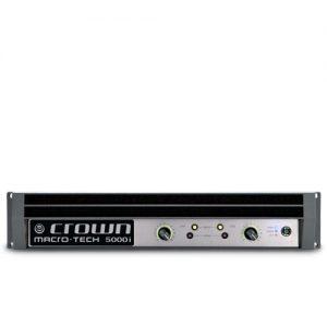 CROWN MA 5000i Two-channel, 2500W @ 4Ω Power Amplifier CROWN MA 5000i เครื่องขยายเสียง 2 ชาแนล 2500 วัตต์ ที่ 4 โอมห์CROWN MA 5000iPower Amplifier