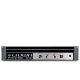 CROWN MA 9000iTwo-channel, 3500W @ 4Ω Power Amplifier CROWN MA 9000i เครื่องขยายเสียง 2 ชาแนล 3500 วัตต์ ที่ 4 โอมห์CROWN MA 9000iPower Amplifier