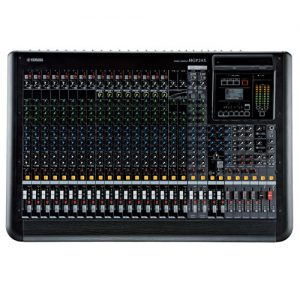 YAMAHA MGP24X มิกเซอร์ อนาล็อก 24 ชาแนล YAMAHA MGP24XAnalog Mixer24 Channel 16 Mic YAMAHA MGP24X เครื่องผสมสัญญาณเสียง อนาล็อก