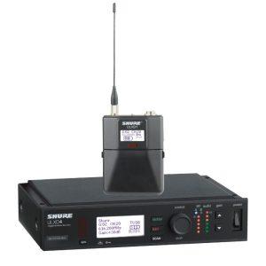 SHURE ULXD14A-V52 Bodypack Wireless System ชุดเครื่องรับ-ส่งไมค์ลอยพกพา ULXD1 Wireless Bodypack Transmitter และ ULXD4Digital Wireless Receiver