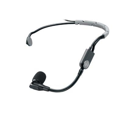 SHURE SM35-TQG ไมโครโฟนแบบคาดศรีษะ ย่าน UHF ไมโครโฟนแบบคาดศรีษะ SHURE SM35ไมค์คาดศรีษะ หัวเชื่อมต่อแบบ TQG ใช้ร่วมกับเครื่องส่งสัญญาณ Bodypack Transmitter