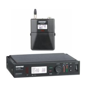 SHURE ULXD14 Bodypack Wireless System SHURE ULXD14 Bodypack Wireless System ชุดเครื่องรับ-ส่งไมค์ลอยพกพา