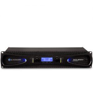 CROWN XLS 1002 Two-channel, 350W @ 4Ω Power Amplifier เพาเวอร์แอมป์ขยายเสียง เครื่องขยายเสียง 2 x 350 วัตต์ ที่ 4 โอห์ม Class D