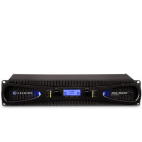 CROWN XLS 1502 เพาเวอร์แอมป์ขยายเสียง เครื่องขยายเสียง 2 x 525 วัตต์ ที่ 4 โอห์ม Class D (Power amplifier)CROWN XLS 1502เพาเวอร์แอมป์