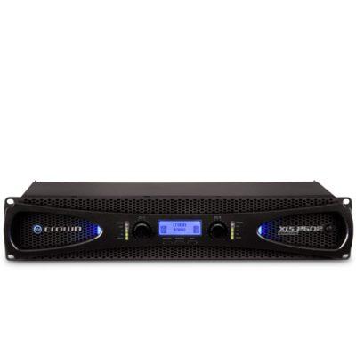 CROWN XLS 2502 เพาเวอร์แอมป์ขยายเสียง เครื่องขยายเสียง 2 x 775 วัตต์ ที่ 4 โอห์ม Class D (Power amplifier)CROWN XLS 2502Power Amplifier