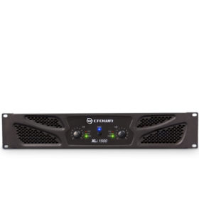 CROWN XLi 1500 Two-channel, 450W @ 4Ω Power Amplifier CROWN XLi 1500 เครื่องขยายเสียง 2 ชาแนล 450 วัตต์ ที่ 4 โอมห์CROWN XLi 1500Power Amplifier