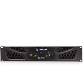 CROWN XLi 3500 Two-channel, 1350W Power Amplifier Crown XLI 3500 เพาเวอร์แอมป์ 2x1350 วัตต์ @4 OhmsCrown XLI 3500Power Amplifier