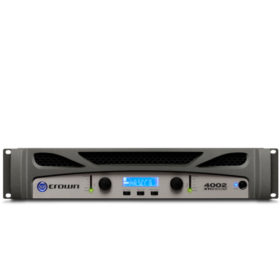 CROWNXTi 4002 Two-channel, 1200W @ 4Ω Power Amplifier CROWN XTi 4002 เครื่องขยายเสียง 2 ชาแนล 1200 วัตต์ ที่ 4 โอมห์CROWN XTi 4002Power Amplifier