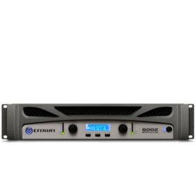 CROWN XTi 6002 Two-channel, 2100W @ 4Ω Power Amplifier CROWN XTi 6002 เครื่องขยายเสียง 2 ชาแนล 2100 วัตต์ ที่ 4 โอมห์CROWN XTi 6002Power Amplifier