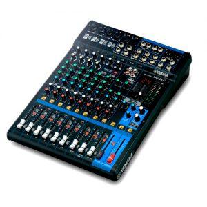 YAMAHA MG12XU มิกเซอร์ อนาล็อก YAMAHA MG12XU Analog Mixer 12 Input 12 ชาแนลYAMAHA MG12XUเครื่องผสมสัญญาณเสียง อนาล็อก ของแท้ มีประกัน 1 ปี ส่งฟรี!!