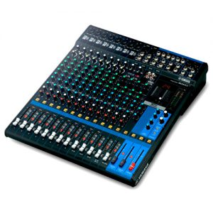 YAMAHA MG16XU มิกเซอร์ อนาล็อก 16 ชาแนล YAMAHA MG16XU Analog MixerYAMAHA MG16XU เครื่องผสมสัญญาณเสียง อนาล็อก ของแท้ มีประกัน ส่งฟรี!!