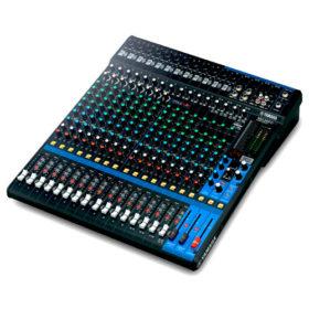 YAMAHA MG20XU มิกเซอร์ อนาล็อก 20 ชาแนล YAMAHA MG20XU Analog Mixer YAMAHA MG20XUเครื่องผสมสัญญาณเสียง อนาล็อก ของแท้ มีประกัน ส่งฟรีทั่วประเทศ!!