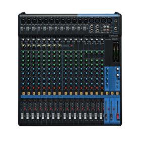 YAMAHA MG20 มิกเซอร์ อนาล็อก 20 ชาแนล YAMAHA MG20 Analog Mixer YAMAHA MG20 เครื่องผสมสัญญาณเสียง อนาล็อก ของแท้ มีประกัน จัดส่งฟรีทั่วประเทศ!!
